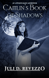 Caitlin's Book of Shadows, witch, Fort Pickens, Florida, ghosts, fantasy, gift idea
