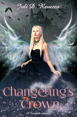 Changeling's Crown;   fairy godmother; paranormal romance
